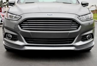 2013 Ford Fusion Front Bumper >> Ford Fusion 2013 2016 Front Lip Spoiler Urethane Streetsceneeq Com