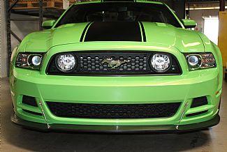 2013 Mustang Front Bumper >> Ford Mustang 2013 2014 Generation 1 Splitter Streetsceneeq Com