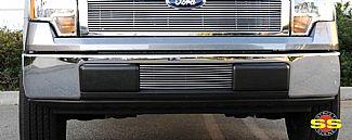 Street Scene 950-80779 Speed Grille Bumper//Valance Grille Insert